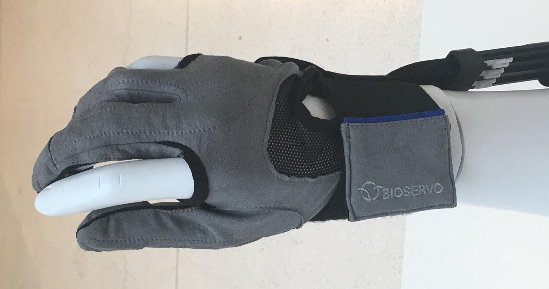 A SEM glove