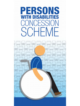 Persons with Disabilities Concession Scheme Booklet